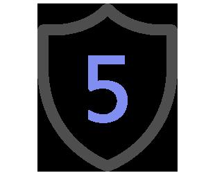 5 Jahre Garantie auf zahnärztliche Leistungen bei regelmässiger Kontrolle